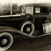 1931 Chrysler  Art Print