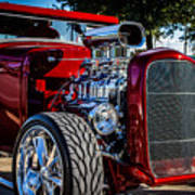 1931 Ford Coupe 2 Art Print