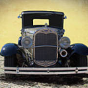 1931 Ford Model A Coupe Art Print