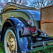 1931 Ford Model A Art Print