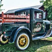 1931 Ford Truck Art Print
