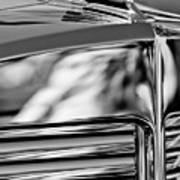 1931 Marmon Sixteen Coupe Hood Ornament 4 Art Print