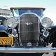 1932 Buick Automobile Art Print