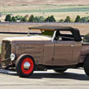 1932 Ford 'rare And Original' Roadster Pickup Art Print