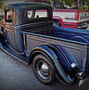 1935 Ford Pickup Art Print