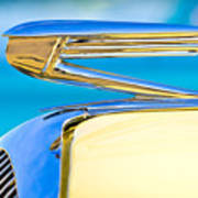 1936 Buick 40 Series Hood Ornament Art Print