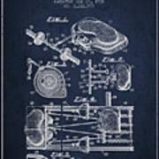 1938 Exercise Device Patent Spbb09_nb Art Print