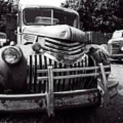 1940's Chevrolet Truck Art Print