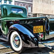 1941 Chevy Truck Art Print