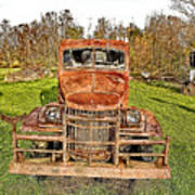 1941 Dodge Truck 3 Art Print