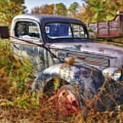 1941 Ford Truck Art Print