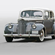 1941 Packard 120 Sedan I Art Print