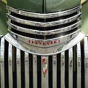 1946 Chevrolet Pick Up Print by Gordon Dean II