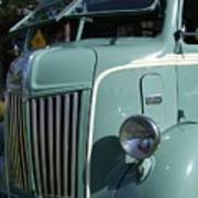 1947 Ford Cab Over Truck Art Print
