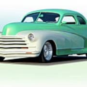 1948 Chevrolet Coupe Art Print