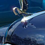 1949 Packard Super Eight Touring Sedan Art Print
