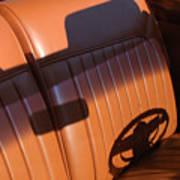 1950 Oldsmobile Rocket 88 Convertible Interior Art Print