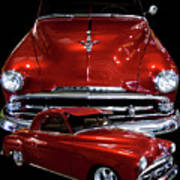 1951 Business Coupe Art Print