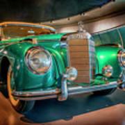 1951 Mercedes-benz 300 S Convertible A 7r2_dsc8202_05102017 Art Print