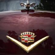 1952 Cadillac Art Print
