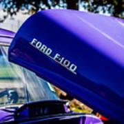 1954 Ford F100 Art Print