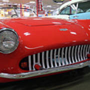 1954 Kurtis 500m Automobile  Art Print
