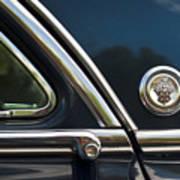 1954 Patrician Packard Emblem 3 Art Print