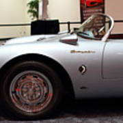 1955 Porsche 550 Rs Spyder . 7d 9411 Print by Wingsdomain Art and Photography