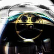 1956 Porsche Speedster  Art Print
