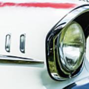 1957 Chevy 210  Art Print