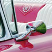 1959 Cadillac Eldorado Interior Art Print