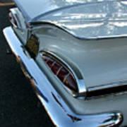 1959 Chevrolet Impala Tailfin Art Print