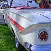 1961 Chevrolet Impala Convertible Art Print
