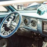 1961 Mercury Classic Car Photograph 021.02 Art Print