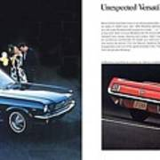 1964 Ford Mustang-08-09 Art Print
