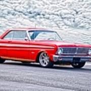 1965 Ford Falcon Sprint 289 Art Print