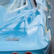 1967 Chevrolet Corvette 11 Art Print