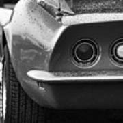 1969 Chevrolet Corvette Stingray Art Print by Gordon Dean II