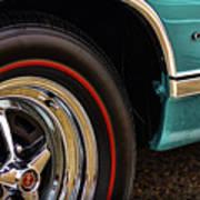 1969 Dodge Coronet 500 Art Print