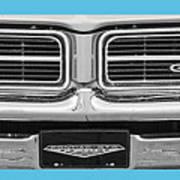 1969 Pontiac Gto  Art Print