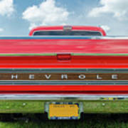 1970 Chevrolet Cs-10 Pickup Art Print