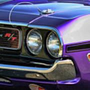 1970 Dodge Challenger Rt 440 Magnum Art Print