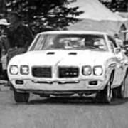 1970 Pontiac Gto Art Print