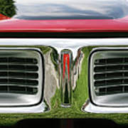 1972 Dodge Charger 400 Magnum Art Print