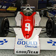 1979 Indy 500 Winning Car Of Rick Mears Art Print