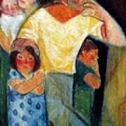 19917 Manuel Ruiz Pipo Art Print