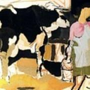 19933 Manuel Ruiz Pipo Art Print