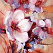 1almonds Blossom  13 Art Print