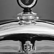 1926 Cadillac Series 314 Custom Hood Ornament Art Print