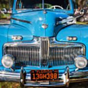 1942 Ford Super Deluxe Sedan Painted  Art Print
